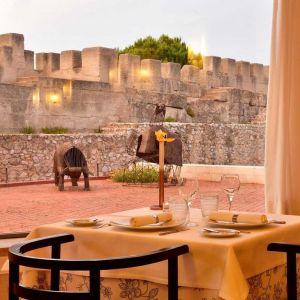 Pousada Castelo de Alcácer do Sal Alentejo Portugal