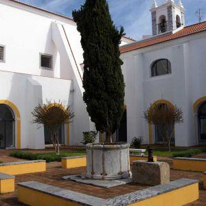 Pousada Convento de Beja Tuin