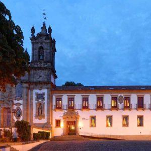 Pousada Mosteiro de Guimarães 1