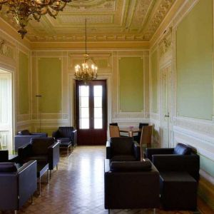 Pousada Palácio de Estói lobby