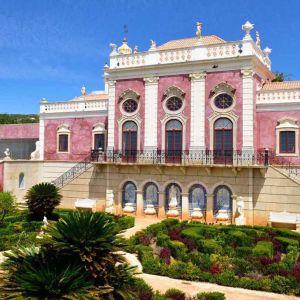 Pousada Palácio de Estói Rondreis