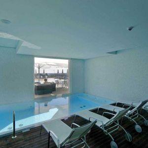 Pousada Palácio de Estói binnen zwembad