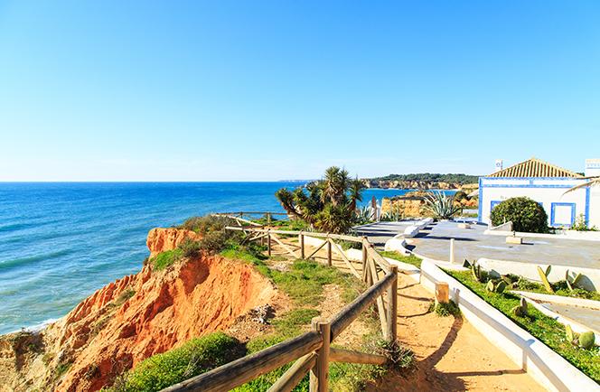 Albufeira Vakantie Algarve