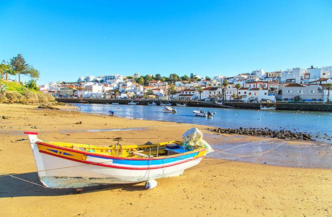 Portimão Vakantie Algarve