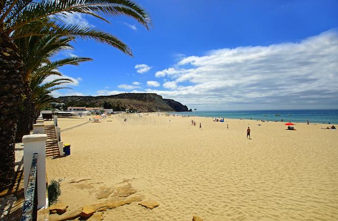 Praia da Luz Strand Vakantie Algarve
