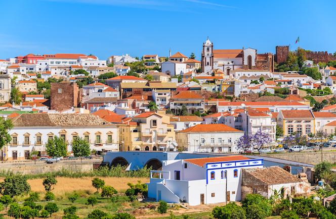 Silves Vakantie Algarve