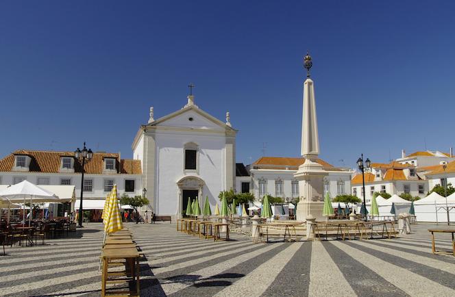 Vila Real de Santo António Vakantie Algarve