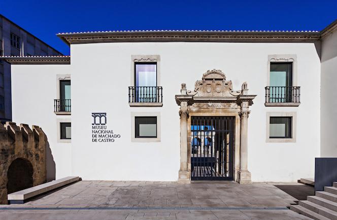 Het Machado de Castro Museum - Coimbra