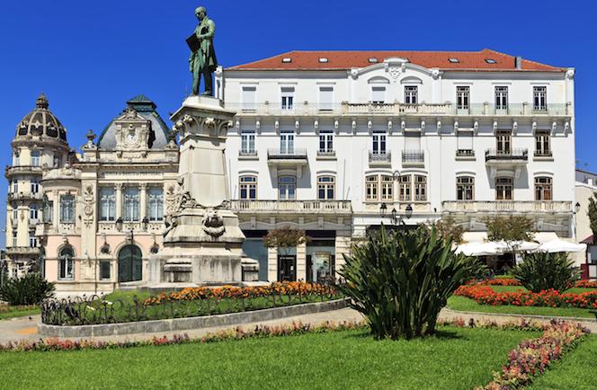 Praca do Comercio Coimbra