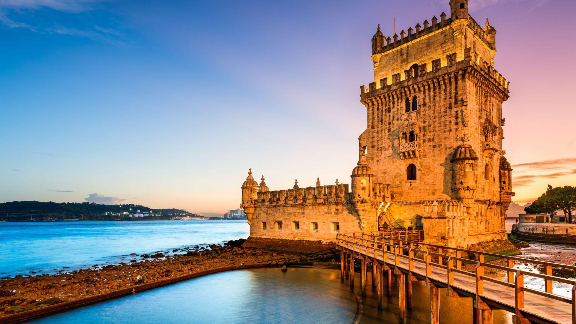 De Belem Toren in Lissabon