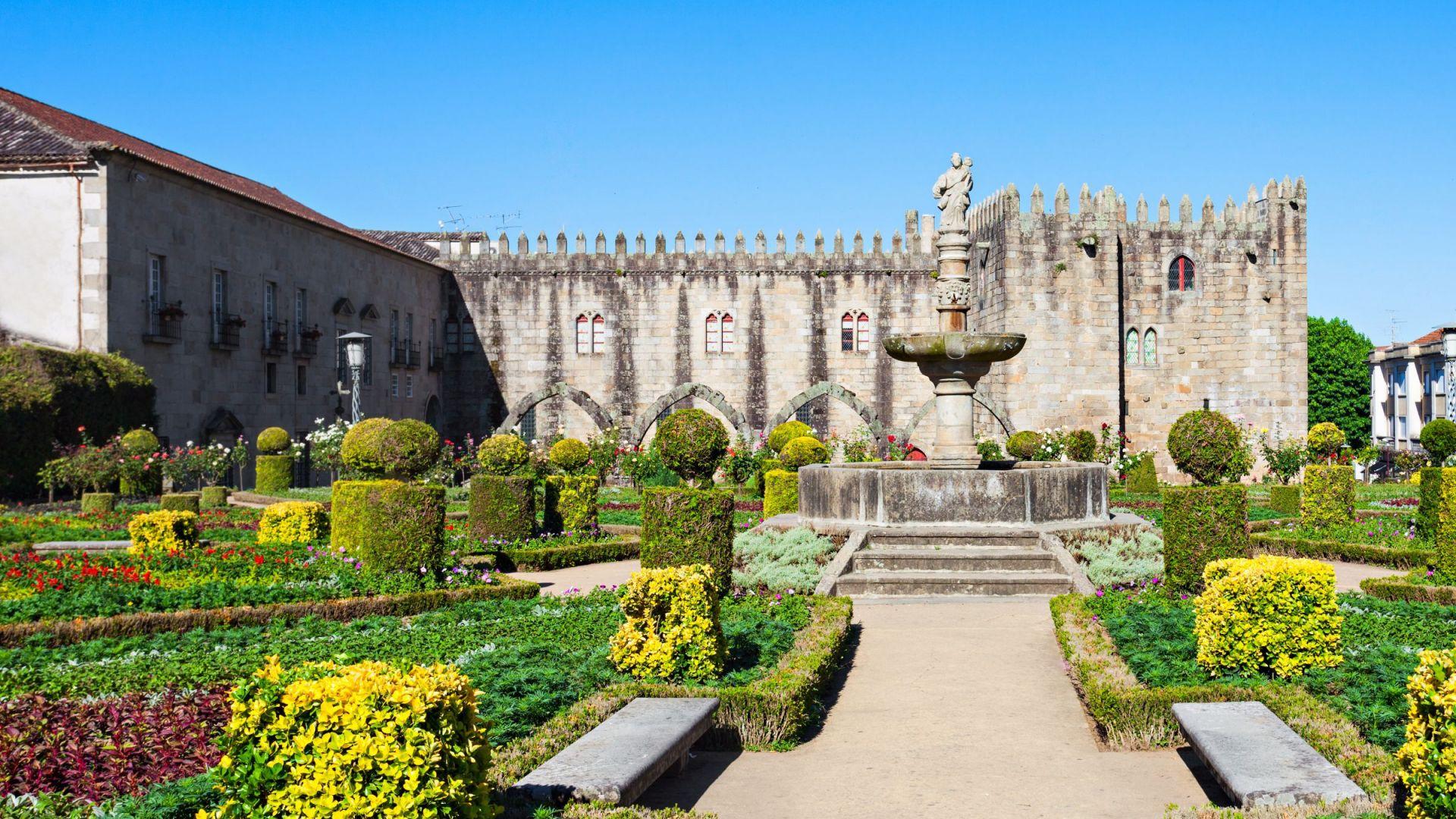 Braga kasteel