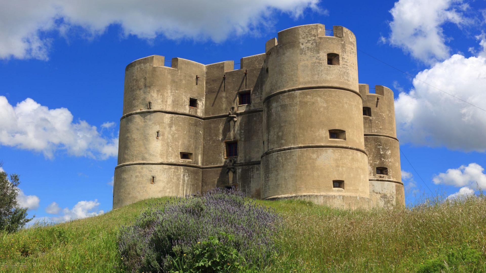 Het kasteel van Evoramonte