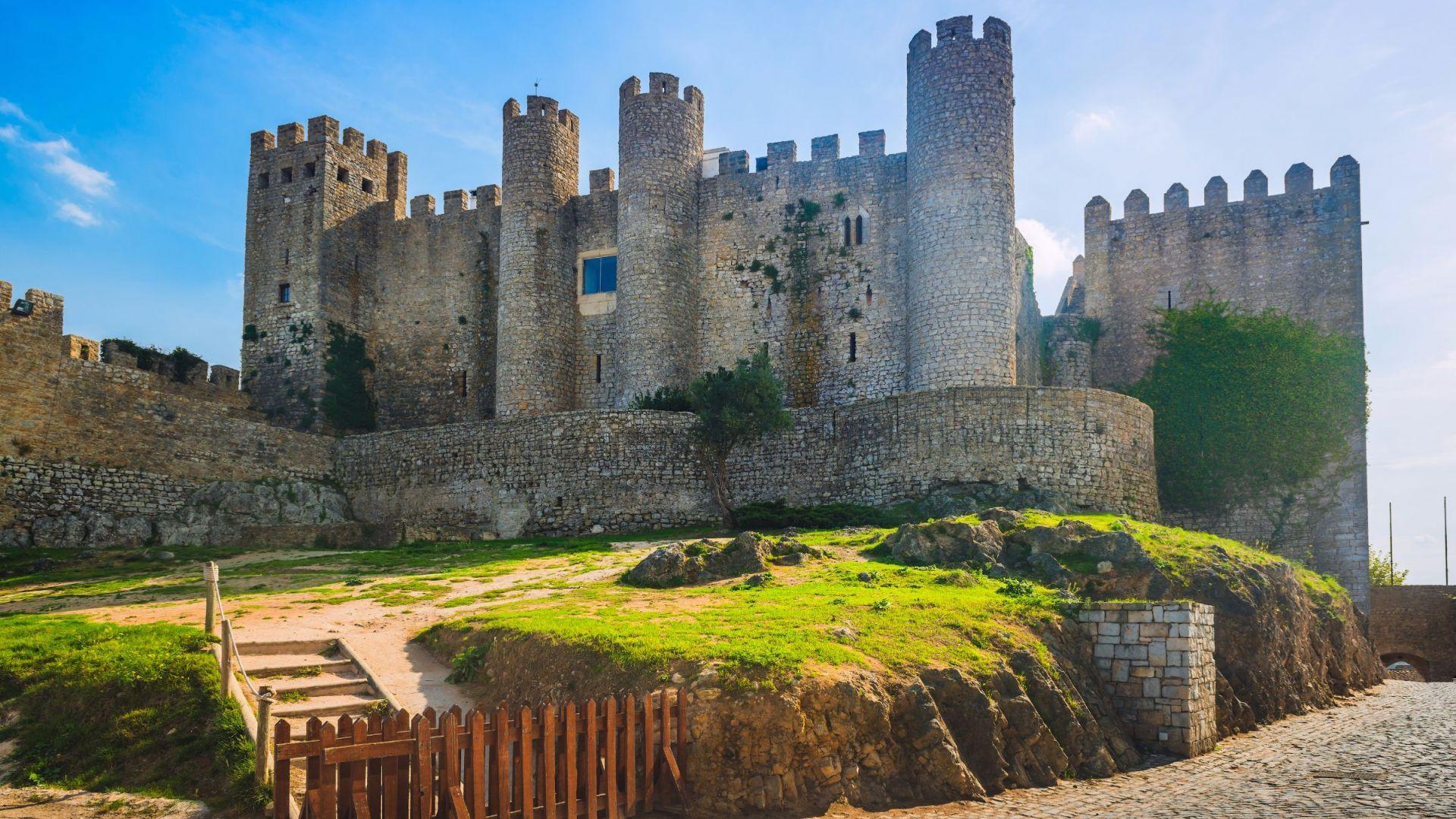 Het kasteel van Óbidos - Pousada Castelo de Óbidos