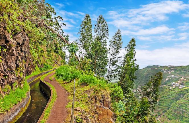 Madeira natuurparken