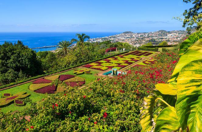 Tuinen en parken Madeira