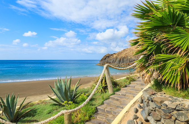 Praia Formosa Madeira