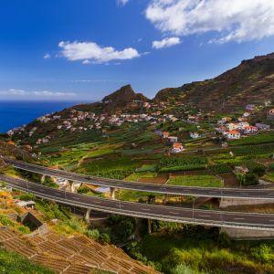 Camara de Lobos Fly Drive Rondreis Madeira 2