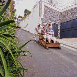 Funchal Madeira Vakantie Fly Drive Rondreis Attractie