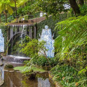 Funchal Madeira Vakantie Fly Drive Rondreis Tuinen