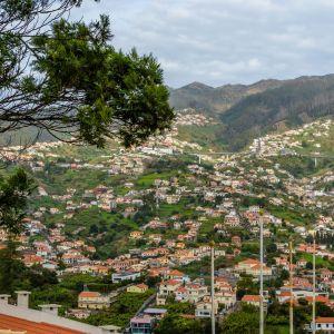 Funchal Madeira Vakantie Fly Drive Rondreis uitzicht
