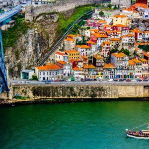 Lissabon naar Porto via Coimbra 1