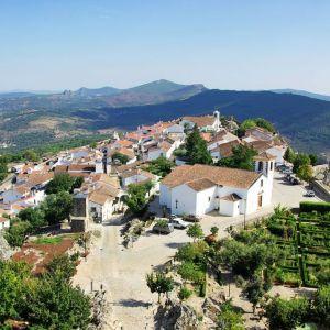 Pousada Rondreis Midden Portugal  (1)