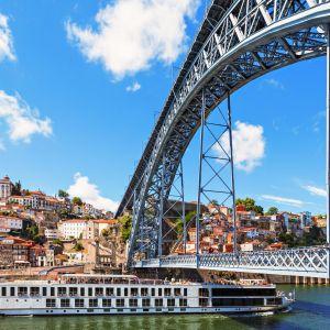 Porto brug