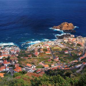 Porto Moniz Madeira Fly Drive