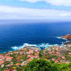Porto Moniz Madeira Vakantie