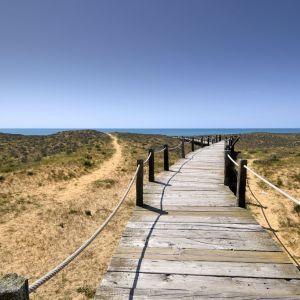 Praia dos Salgados Strand Albufeira Portugal