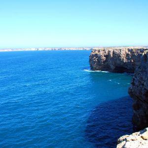 Sagres Kust Algarve Portugal