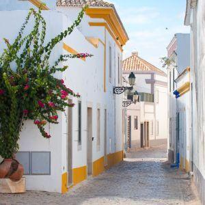 Faro Stad Algarve Portugal