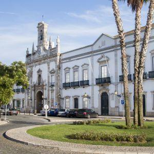 Faro Kerk Portugal