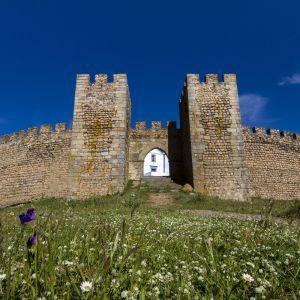 Arraiolos Kasteel Alentejo Portugal
