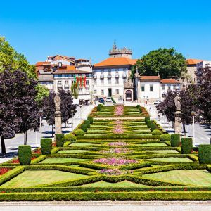 Guimaraes portugal vakantie