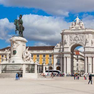 Lissabon Plein