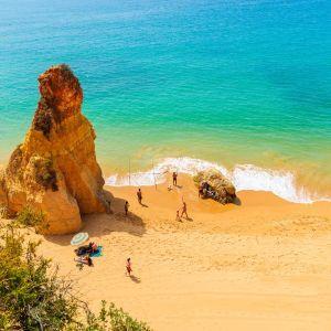 Strand Lagos Algarve