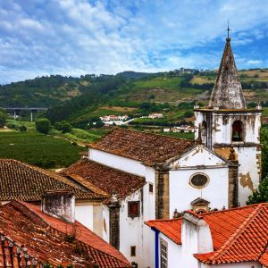 Obidos kerk