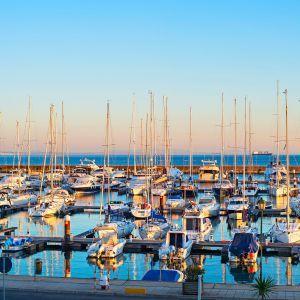 Cascais Marina Boten