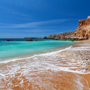 Sagres Strand Vakantie Portugal