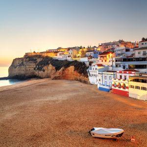 Strand Albufeira Portugal