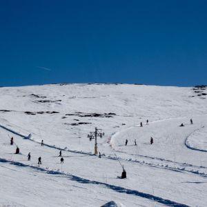Serra da Estrela sneeuw ski vakantie