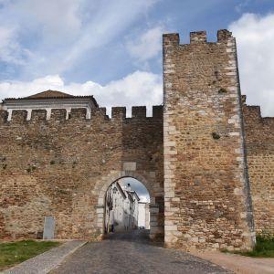 Estremoz Kasteel Alentejo Portugal