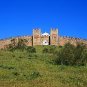 Kasteel Arraiolos Alentejo Portugal