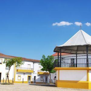 Arraiolos Dorp Alentejo Portugal