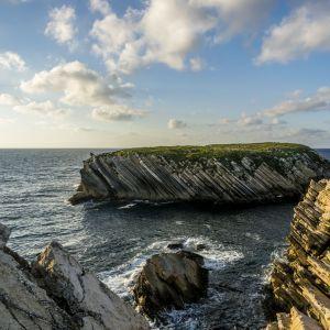 Peniche Kliffen
