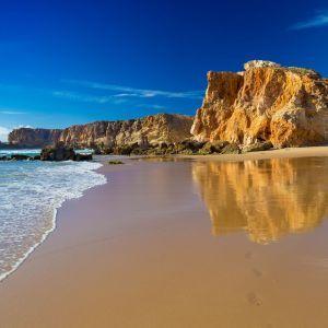 Sagres Strand Vakantie Algarve