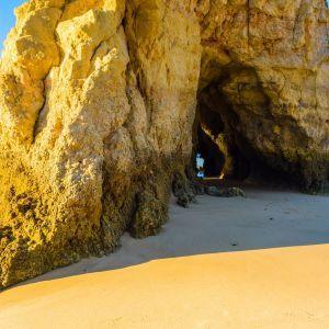 Praia da Rocha Strand Portugal