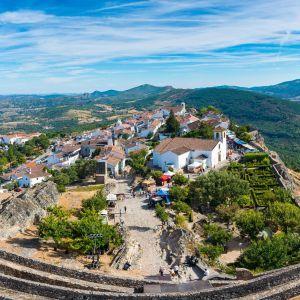 Vakantie Marvao Portugal