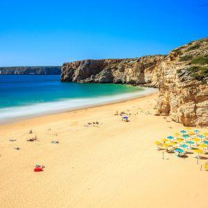 Sagres Strand Algarve
